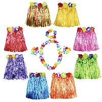 Гавайский наряд от 4 до 99 лет