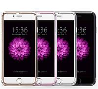 Защитные стекла 3D Alluminium iPhone 6/6s, фото 1