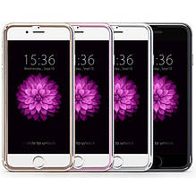 Защитные стекла 3D Alluminium iPhone 6/6s