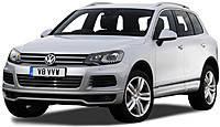 Защита двигателя на Volkswagen Touareg (2002-2018)