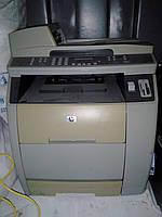 Лазерный цветной МФУ HP Color LaserJet 2840 с картриджами