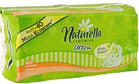 Прокладки гігієнічні жіночі з крильцями  Ultra Camomile Normal Прокладки   40 шт
