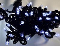 Светодиодная Гирлянда уличная 10м , каучук LED 100 белый N-3