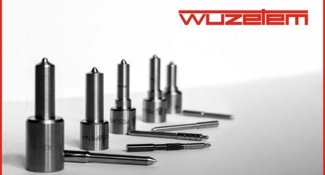 Розпилювач форсунки PDLLA158P4820 VOLVO FH12  (в-во WUZETEM)