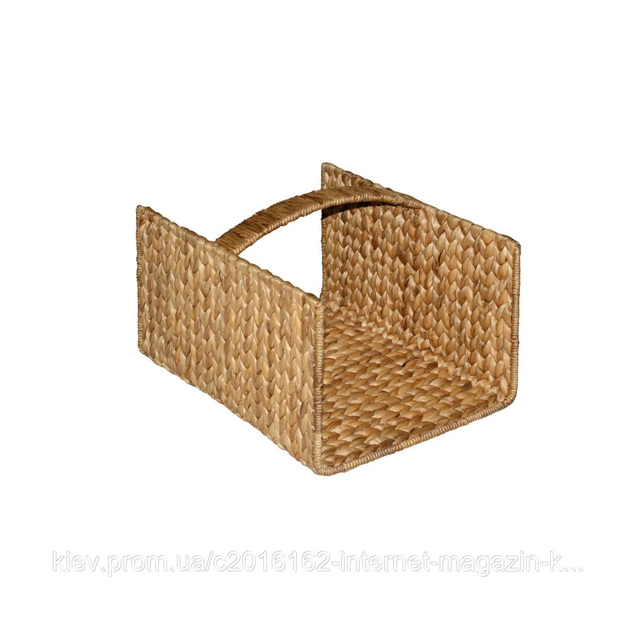 Корзинка для дров Home4You Hiver basket 1-s  38x30xH27cm  natur