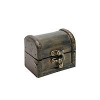 Шкатулочка деревянная Home4You BAO 8x5.5x6.5cm