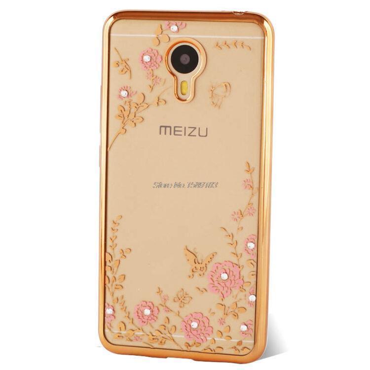 Силиконовый чехол для Meizu MX6, W65
