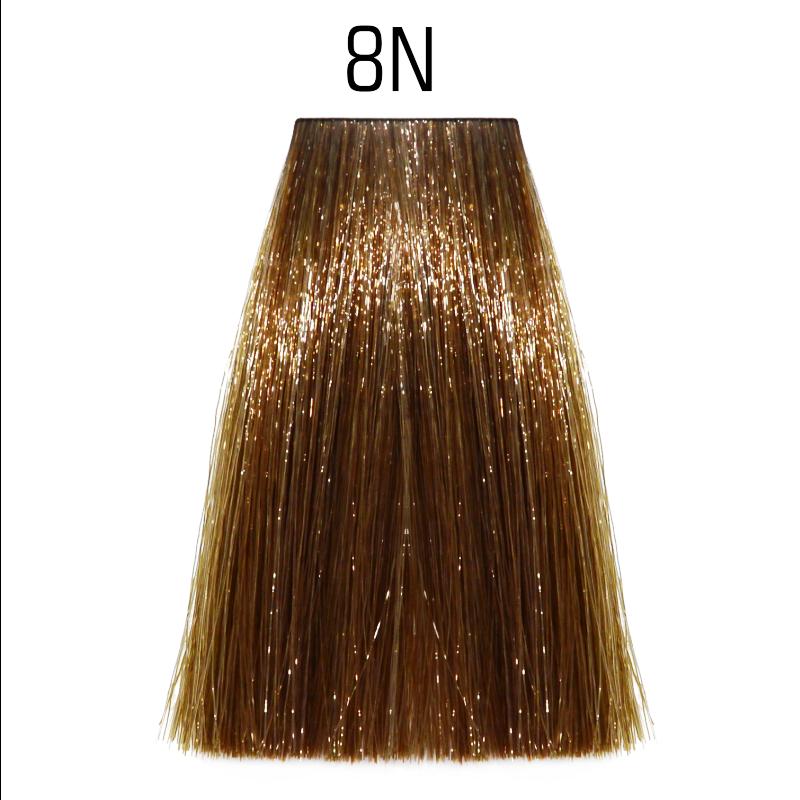 Купить 8N (светлый блондин) Стойкая крем-краска для волос Matrix Socolor.beauty, 90 ml, L'Oreal