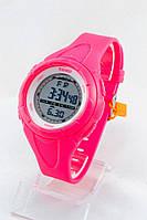 Женские спортивные наручные часы Skmei розовые