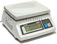 Весы фасовочные CAS-SW-20 до 20 кг
