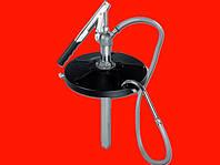 Groz 44150 насос для перекачивания масла из бочки