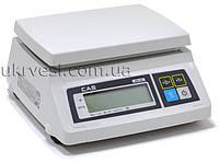 Весы фасовочные CAS-SW-10D