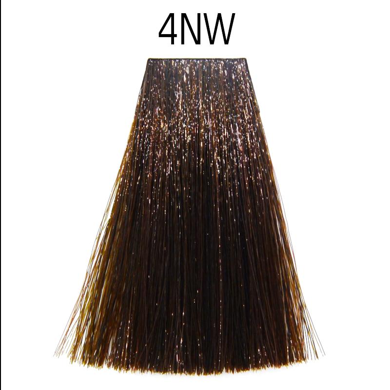 4Nw (натуральный теплый шатен) Стойкая крем-краска для волос Matrix Socolor.beauty, 90 ml, L'Oreal  - купить со скидкой
