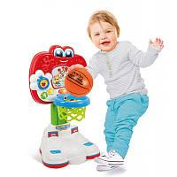 Интерактивный детский баскетбол Clementoni 60600