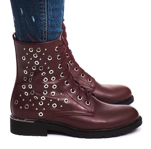 Женские ботинки Forgione