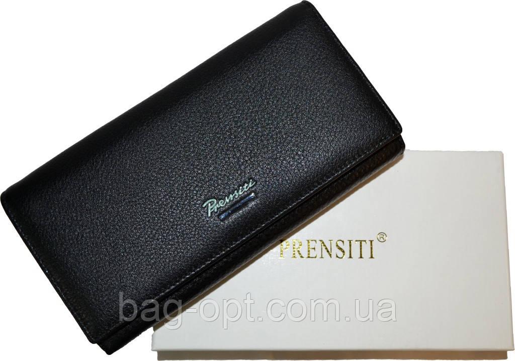 Женский кошелек из натуральной кожи Prensiti (10x19.5)