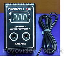 Цифровой терморегулятор  Inventor на 10 А