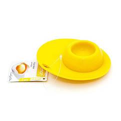 Подставка из силикона 11.5х2.5см для яйца Fissman