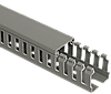 Короб 30х30 перфорированный 4х5 серый