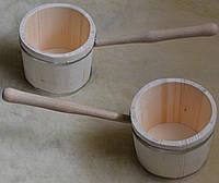 Черпаки - Ушати для саун и бань .