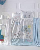 Хлопковое постельное белье для мальчика REYNARD