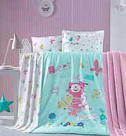 Красивый комплект постельного белья для младенца  GATTO