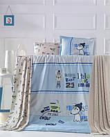 Комплект постельного белья для мальчика  PLAYFULL