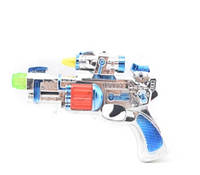 Пистолет муз 3232 (336шт/2) в пакете