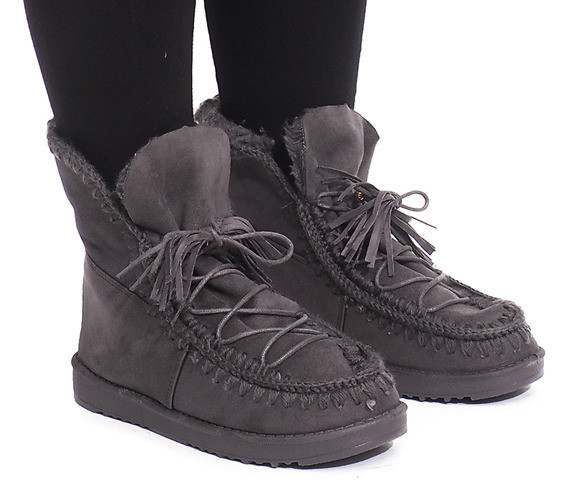 Женские ботинки Dampier