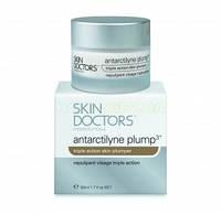 Крем альтернатива инъекциям коллагена для упругости кожи лица Skin Doctors Antarctilyne Plump3 50 мл (Скин Докторс - Антарклилайн Пламп)
