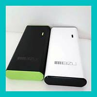 Портативное зарядное устройство Павербанк Powerbank Meizu LED 30000!Акция