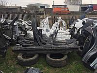 Порог левый железный Mercedes e-class w211