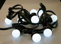 Гирлянда шарики Белт Лайт уличная 10м , 20 лампочек