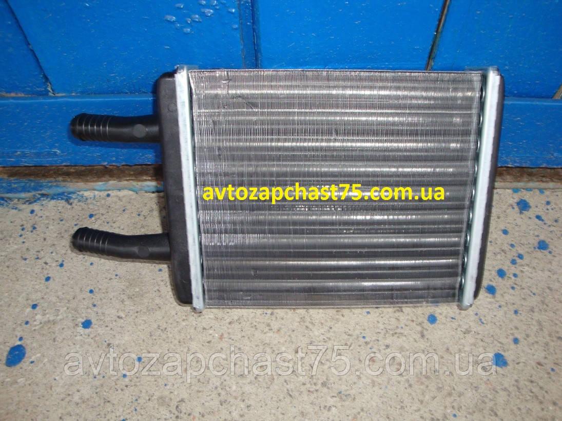 Радиатор печки Газ 31105 (производитель Нижний Новгород, Россия) патрубки под хомут