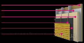 Пароизоляция (35м2) 80 г/м2, фото 2