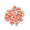 Новогодний шар на елку (наполненный конфетами) 70 г, фото 2
