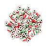 Новогодний шар на елку (наполненный конфетами) 70 г, фото 4