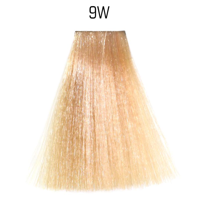 9W (теплый очень светлый блондин) Стойкая крем-краска для волос Matrix Socolor.beauty,90 ml