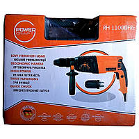 Перфоратор Power Craft RH 1100 DFRc