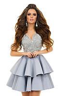 Женское новогоднее платье ЕЗ7224