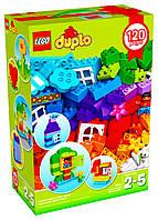 LEGO Duplo 10854 Творчий набір, 120 деталей ( Конструктор Лего Дупло 10854 Набор для творчества )
