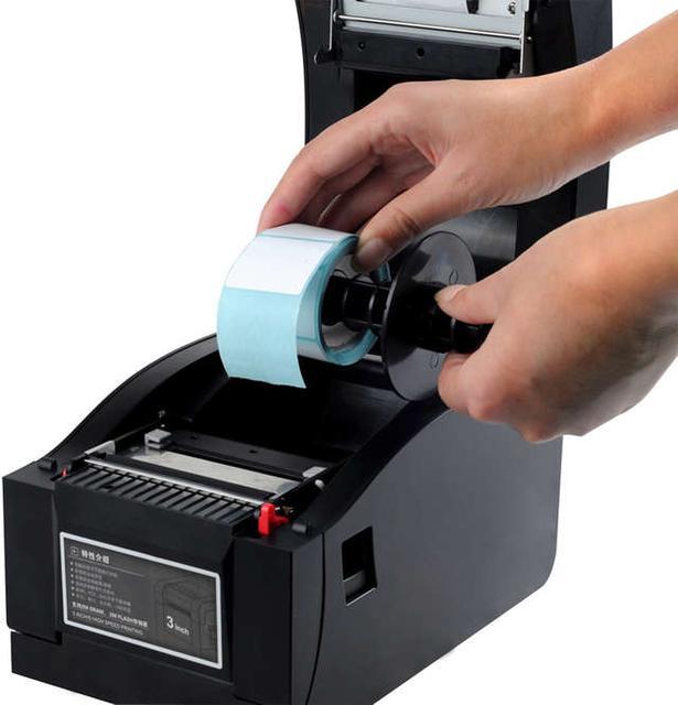 Принтеры чеков, этикеток и штрих-кодов