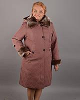 dc3b00d4769 Пуховик женский зимний с отделкой в Украине. Сравнить цены