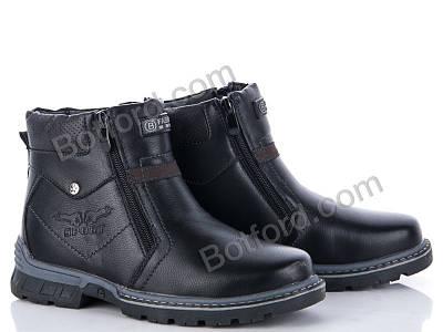 Ботинки PTPT A8809-1 black
