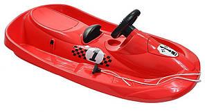 Сани с рулем, цвет красный (5744991544)