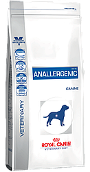 Сухой корм для собак Royal Canin (РОЯЛ КАНИН) ANALLERGENIC CANINE при пищевой аллергии, 3 кг