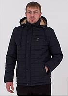 Мужская куртка зимняя с капюшоном SK-297
