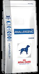 Сухой корм для собак Royal Canin (РОЯЛ КАНИН) ANALLERGENIC CANINE при пищевой аллергии, 8 кг