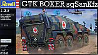 Бронетранспортер GTK Boxer (sgSanKfz)