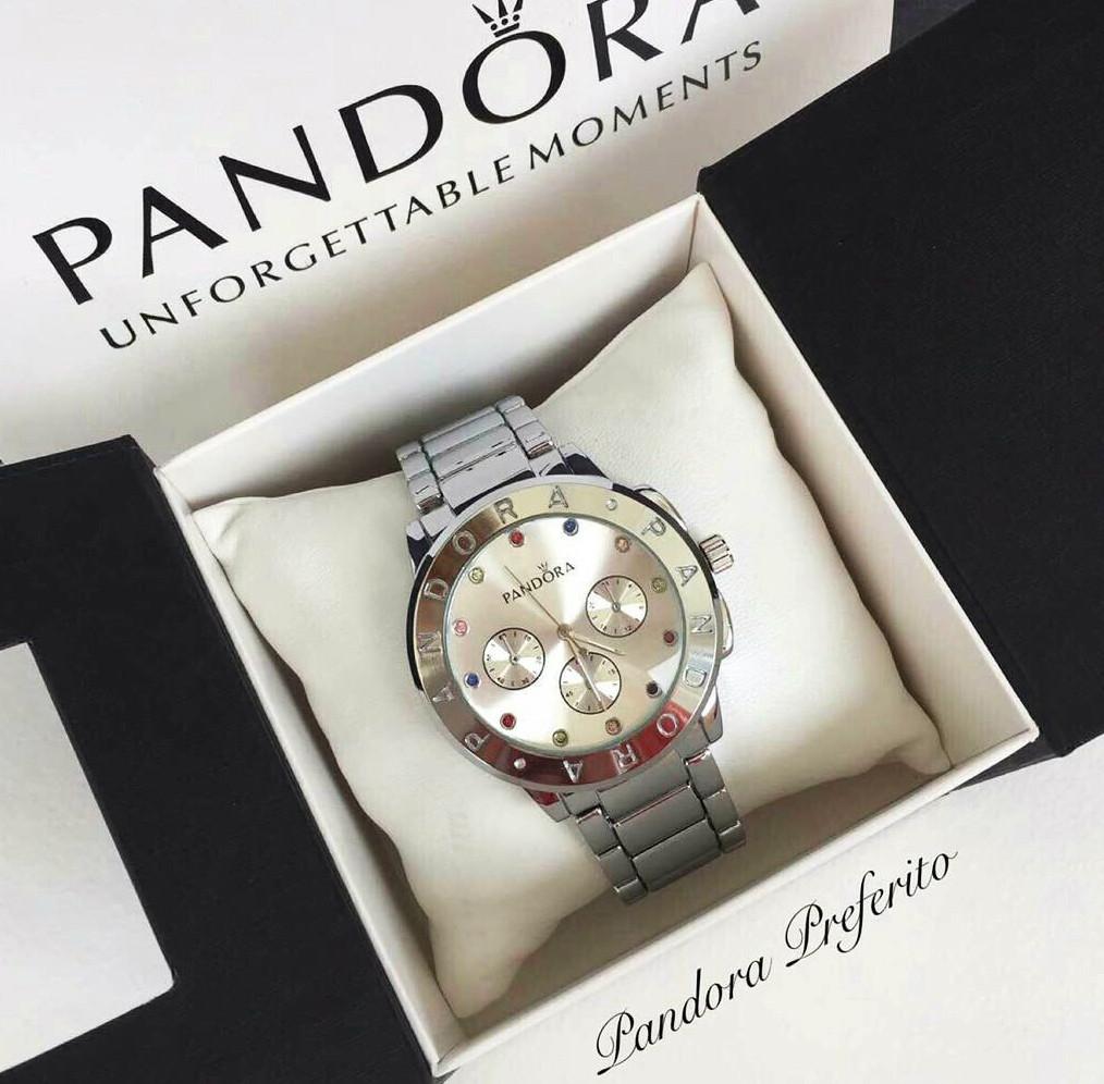 Женские часы Pandora Silver